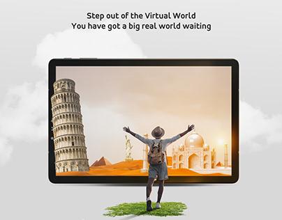 World Tourism Day Creative