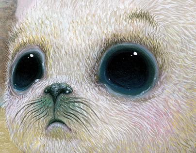 The white seal Rudyard Kipling, Roger Olmos.