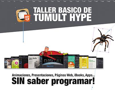 Tumult Hype Workshop● FLYER