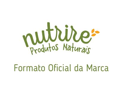 Nova marca para Nutrire Produtos Naturais