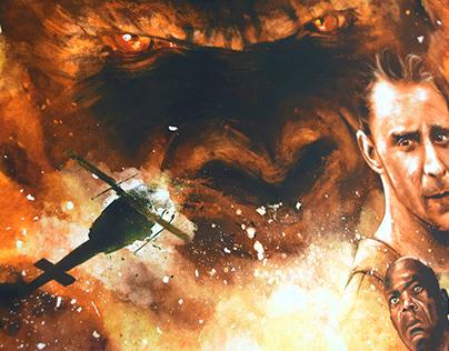 """Kong: Skull Island """"Tribe of Kong: Art Show"""" NY"""