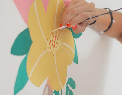 Mural Art - MAKE UP studio