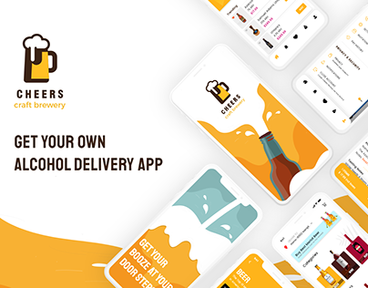 On-demand Alcohol App