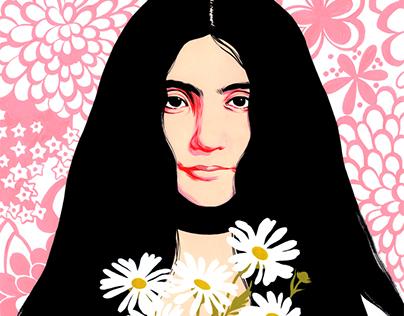 Yoko Ono for LA Record