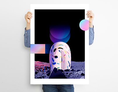 Poster Designs- Plastic Crush Visual Identity