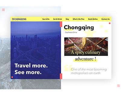 Tourism city website