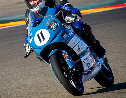 Electric motorbike / motorsport / styling