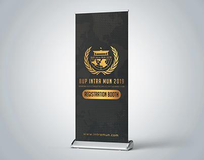 Corporate Rollup Banner design
