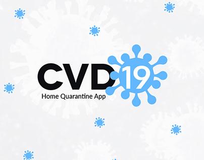 Covid-19 Home Quarantine App