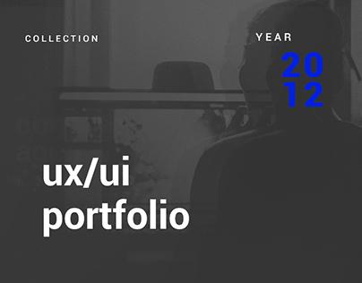 Collection Sites de 2012 - 2014