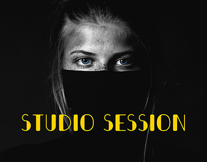FRECKLESS // Short studio session with Christine