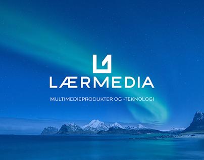 LÆRMEDIA. Multimedieprodukter og -teknologi