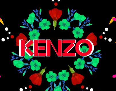 Kenzo - Brand Logo Motion