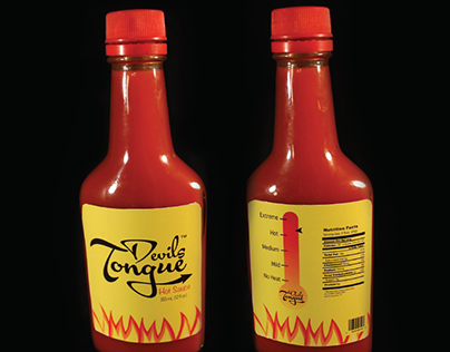 Devil's Tongue hot sauce