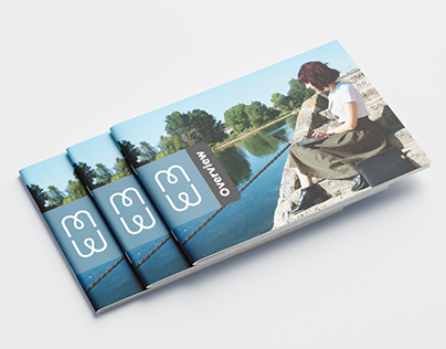 MW - Brochure design & product vizualisation