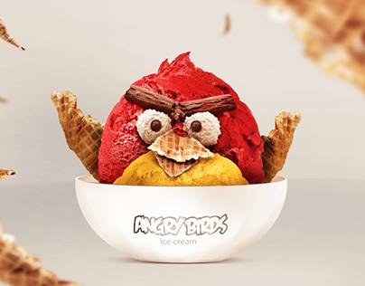 Angry Birds - Ice Cream