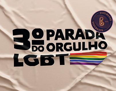 Juntes na Parada LGBT de Santos