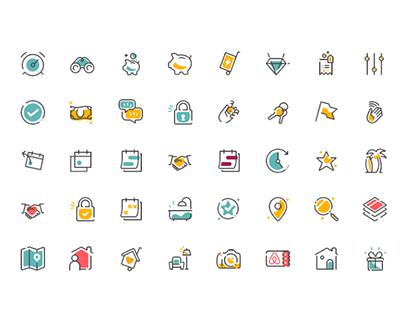 Indicator Icon Design