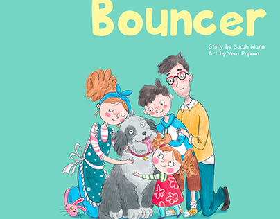 Bouncer picture book