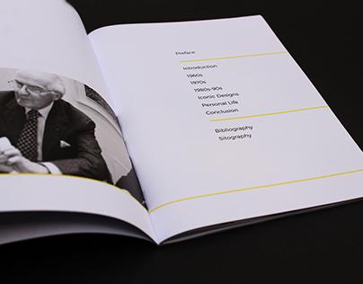 Gecchelin: Pages on an Italian Light Designer