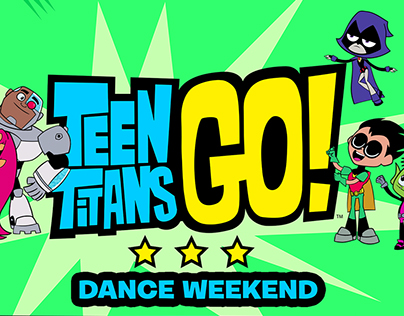 Teen Titans Go - Dance Weekend
