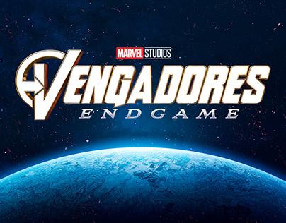 Avengers Endgame Digital Adverts