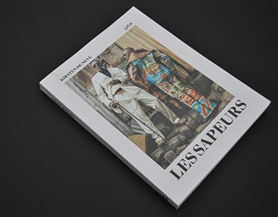 Magazine Les Sapeurs