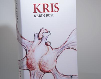 "Book cover - ""Crisis"" of Karin Boye"