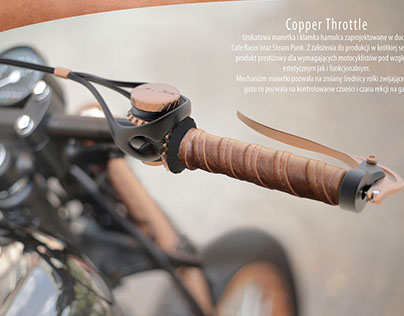 Copper Throttle