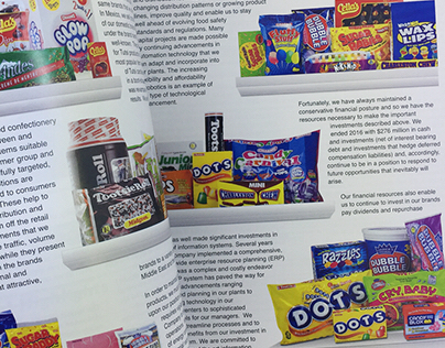 Annual Report for Tootsie Roll Industries 2016