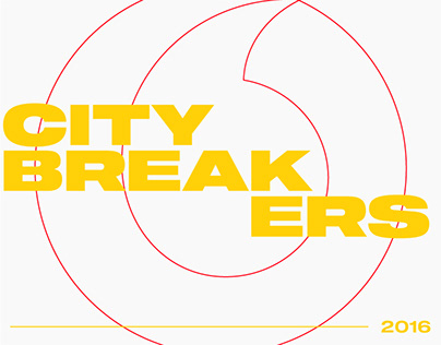 CITY BREAKERS powered by Vodafone