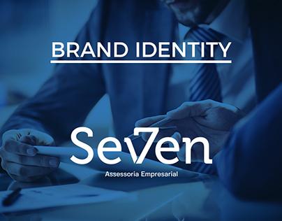 Brand Identity   Seven