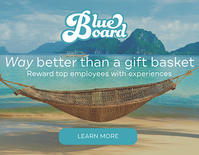 Blueboard Banners