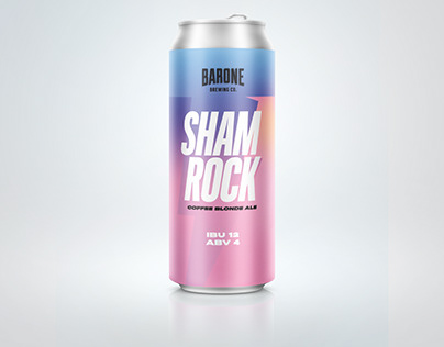 Barone Brewing Co. Branding