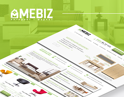 MeBiz - website