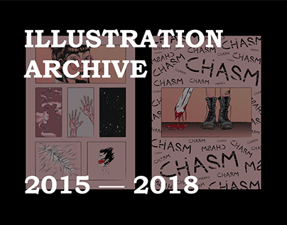 ILLUSTRATION ARCHIVE (2015 — 2018)