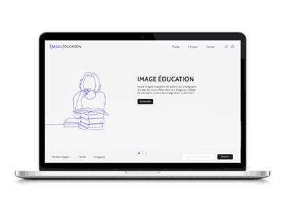Direction Artistique pour Images Éducation