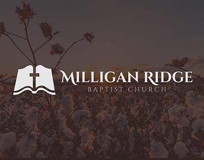 Milligan Ridge Baptist Church Web Design