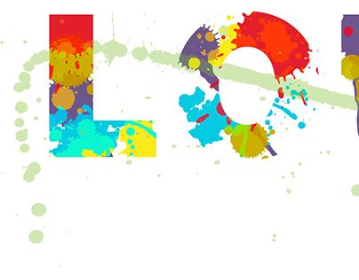 Loud Paintings Logo