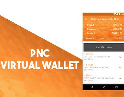 PNC App - UX/UI Refresh