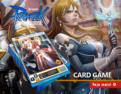 Card Game Ragnarok Online