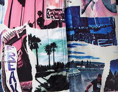 Swimwear Prints Design for High street Menswear Brands