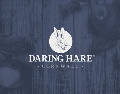 Daring Hare   Brand Identity