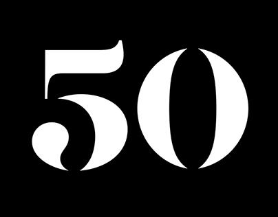 50 Symbols