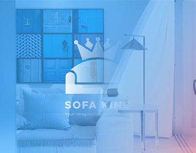 Sofa King - Visual Identity