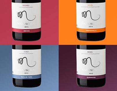 Manuscrito Wines