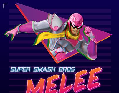Super Smash Bros. Tournament Poster
