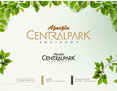 Ağaoğlu İnşaat Centralpark Bakırköy - Kurumsal Kimlik