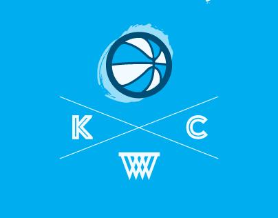 Mayor's Night Hoops Logo Development