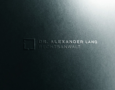 Dr. Alexander Lang Rechtsanwalt